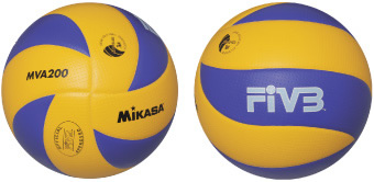 ミカサ バレーボール5号 MVA200